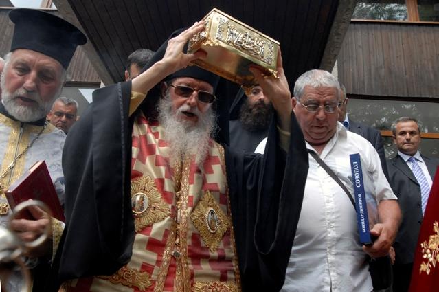 Сливен ще посрещне за поклонение мощите на Св. Йоан Кръстител 1