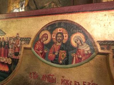 """Иконата """"Мъчениците от Батак"""" - дарение на църквата """"Св. Св. Кирил и Методий в Созопол 15"""