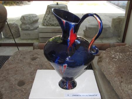 Изложба от керамика представя Анушка Кюмурджиева 1