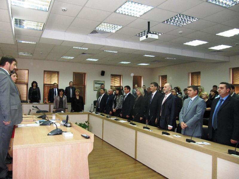 Панайот Рейзи и общинските съветници на Созопол положиха клетва 1