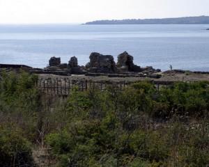 Манастирският комплекс на остров Свети Иван