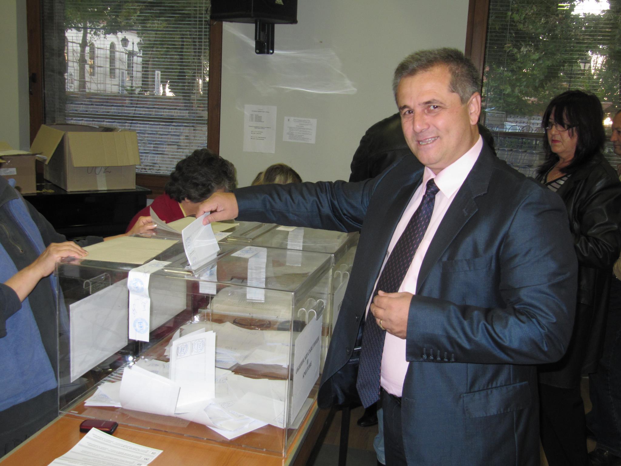 Обръщение на кмета на община Созопол Панайот Рейзи 3