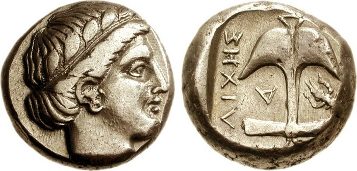 Автентични, редки и скъпи монети от Apollonia Pontica (Созопол) 2