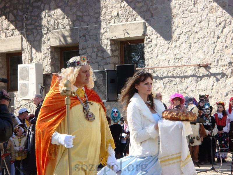 Кукеровден в Созопол с бяло вино и бели курабии 4