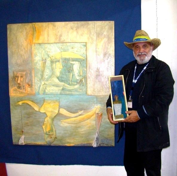 Директорът на Художествената галерия в Созопол с юбилейна изложба 2