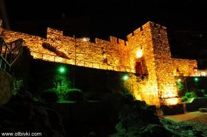 Южната крепостна стена и кула в Созопол 3
