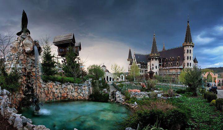 Замъка в Равадиново спечели приз за атракционен туристически обект на 2012г. 1