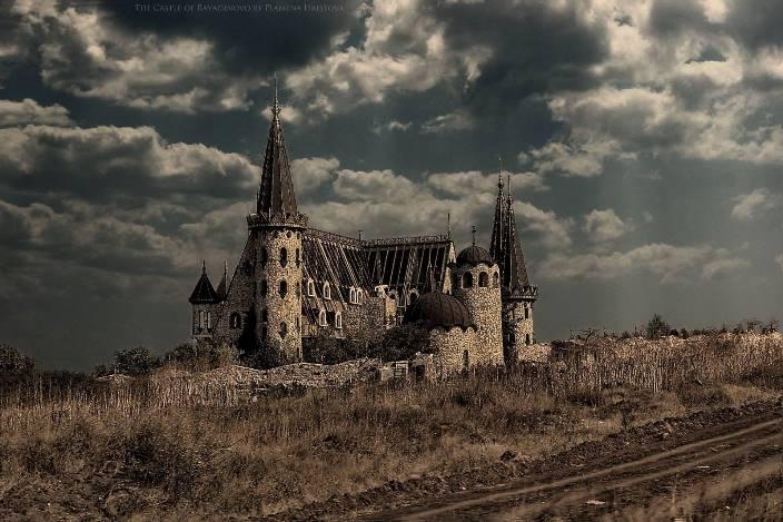 Замъка в Равадиново