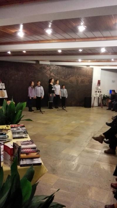 """Откриване библиотеката към """"Военно Моски Клуб""""-гр.Созопол"""