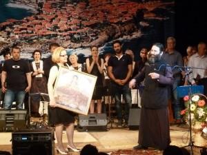 Сдружение за Бългро - Гръцко Приятелство изнесе спектакъл - концерт посветен на любовта и почитанието към родния град, неговите традициите и обичаи 3